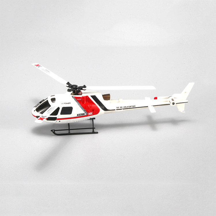 WL Toys K123-B 2.4GHz Mini 6CH Three-rotor RC Flying Radio Controlled Helicopters Toys
