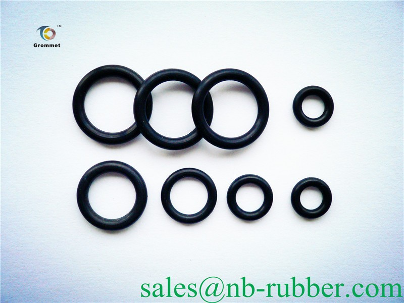 NBR pneumatic cylinder rubber seal , rubber o ring
