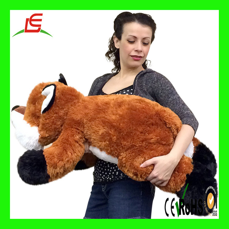 36 Inches Soft Big Plush Large Stuffed Animal Huge Fox Buy Huge