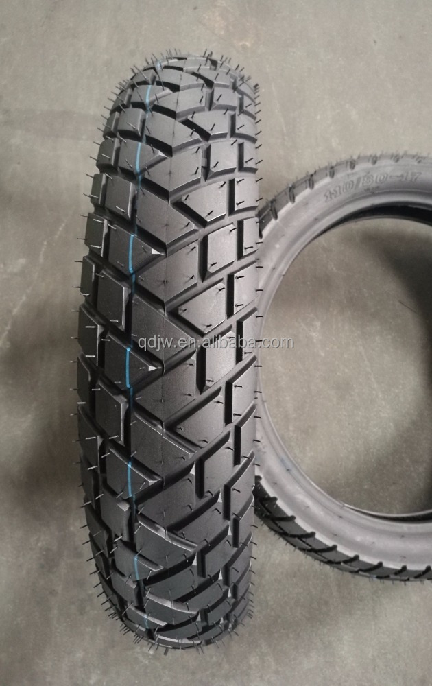 High quality motorcyle tire 110/80-17 tubeless,special for the south of America