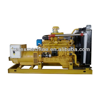 Widely used in construction ac synchronous generators 300KW made in China
