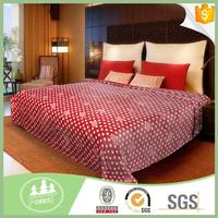 2016 New Design 100% Polyester Adults Use Polar Patchwork Quilt