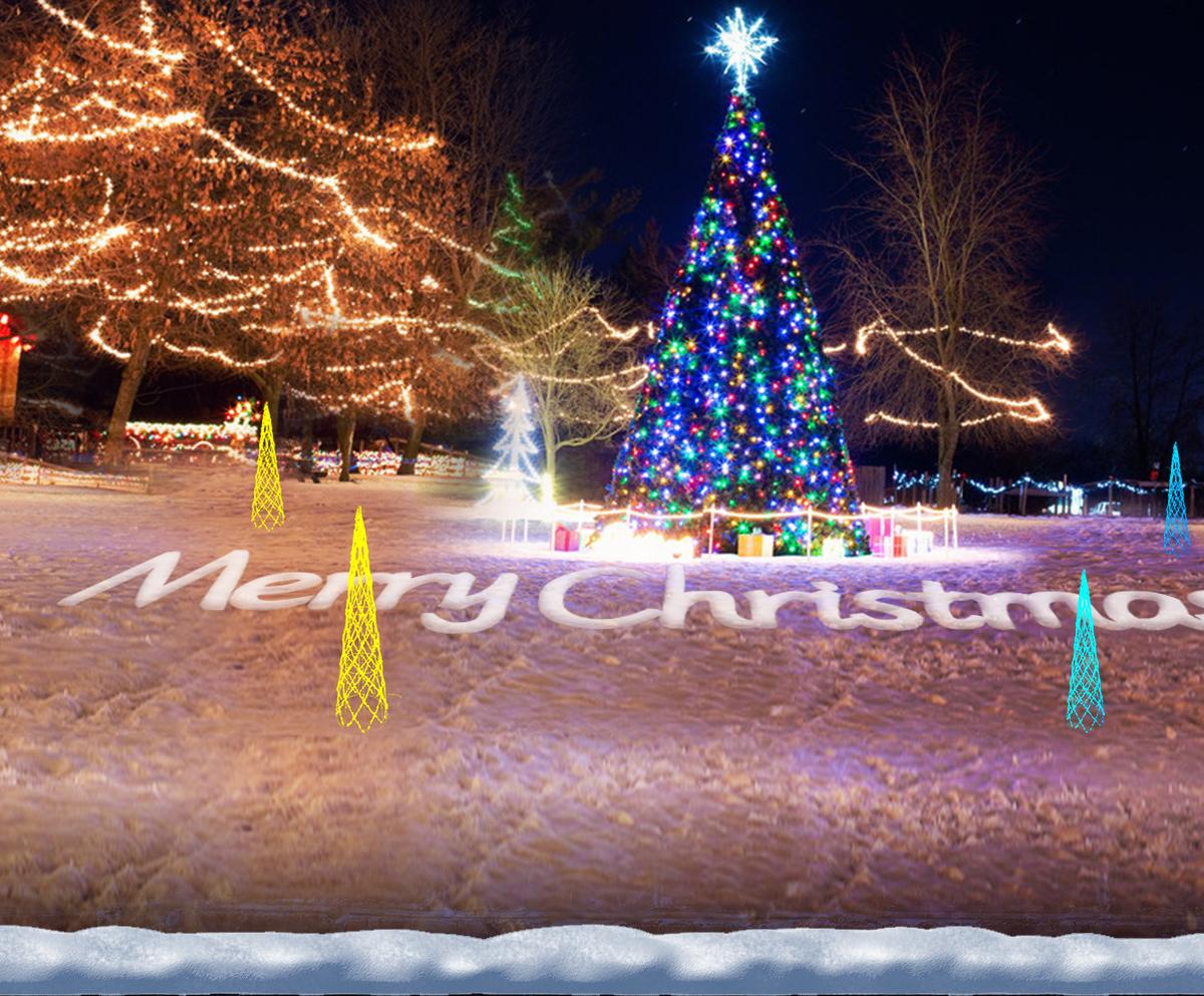 Shenzhen Reson Technology Co., Ltd. - Christmas lights, Christmas trees