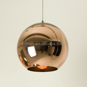 chinese glass ball light fittings
