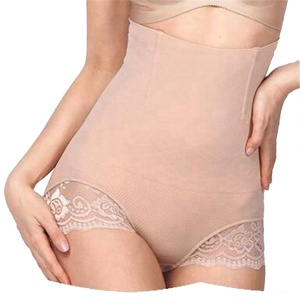 Fashion ladies Full Shapewear High Waist Butt Lifter Shaper Slimming Thong Tummy Control Panties