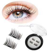 Ultra-thin Magnetic Eye Lashes Private Label 3D Reusable False Magnetic Eyelashes