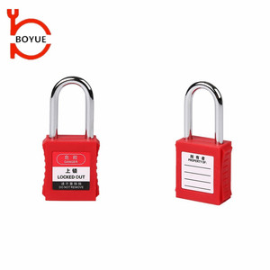 Big Promotional ABS Safety Padlock