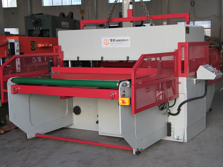 Factory direct sale EVA rolls automatic die cutting press machine
