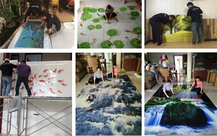 Più popolare di ceramica pavimento di piastrelle 60x60 antiscivolo