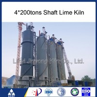 Energy Saving Industrial Cement Kiln/Vertical Shaft Lime Kiln Machinery