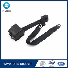 3 points auto retractable bus seat belt automatic three points car safety belt