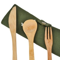 Wholesale Healthy Reusable Knife,Fork,Spoon,Straw