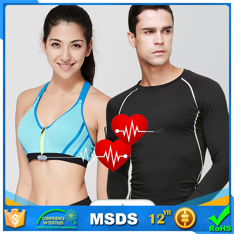 Wholesale Breathable Sexy Girls Sports Electrical Gym Bra