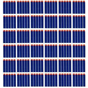100 Foam Darts - Compatible with Nerf N-Strike Elite & most Nerf Guns - Closest to Original Nerf Darts - Ships FAST!!