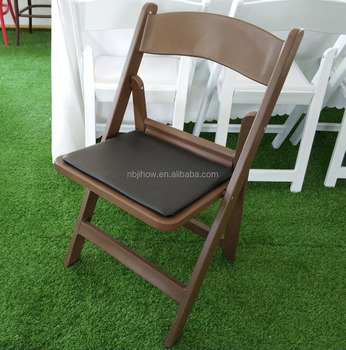 event padded seat folding chairs plastic wedding for rental company
