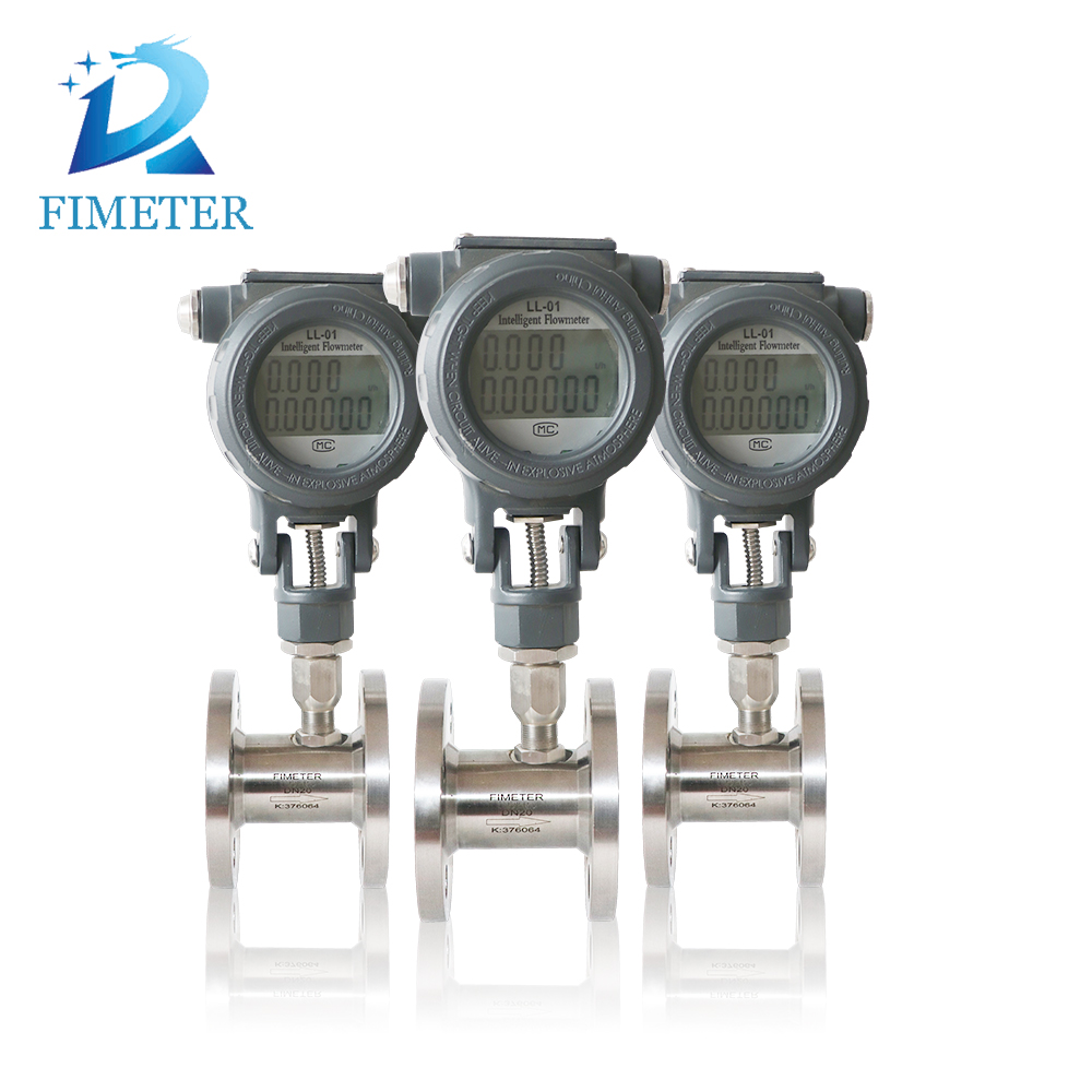 China manufacturer liquid flowmeter, water oil flow <strong>meter</strong>