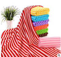 China Suppliers Bulk Buy Striped Beach Towels Wholesale or Customize