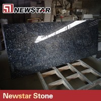 Norway Blue Pearl Granite Bathroom Vanity Tops