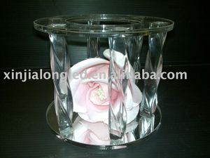 High Quality Crystal Cake Stand Acrylic Cake Stand Wedding Cake Stand Whole Sale