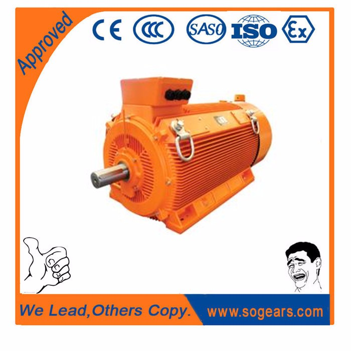 Y3 series ac induction motor 200kw