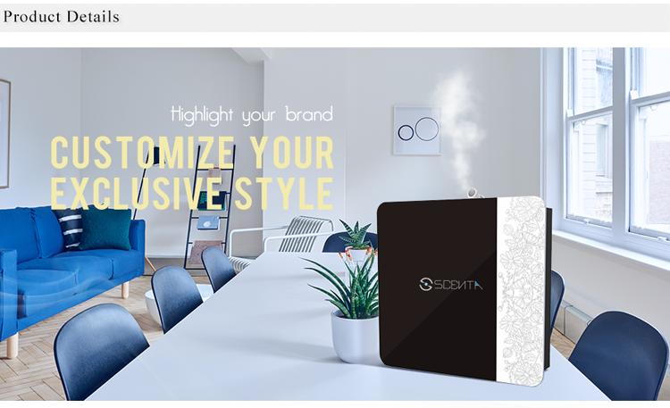 Prodotti innovativi 2019 alimentato a batteria elettronica odore eliminator