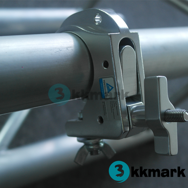 KKMARK 75kg load 35mm Pipe tube stage lighting quick release truss clamp lighting