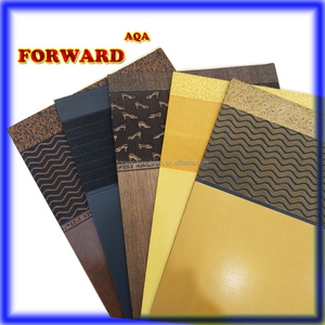 fashion embossed profile neolite rubber sole sheet