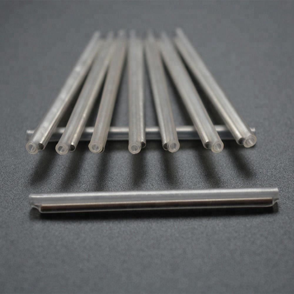 Kualitas Tinggi 3.0 Diameter 40/45/50/60 Mm Fiber Optic Heat Shrink Tube Fusion Lengan Lengan