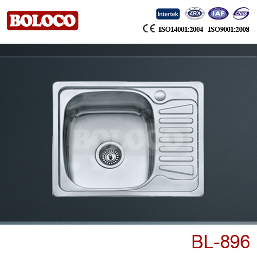 stainless steel sinks / stainless steel kitchen basin BL-896