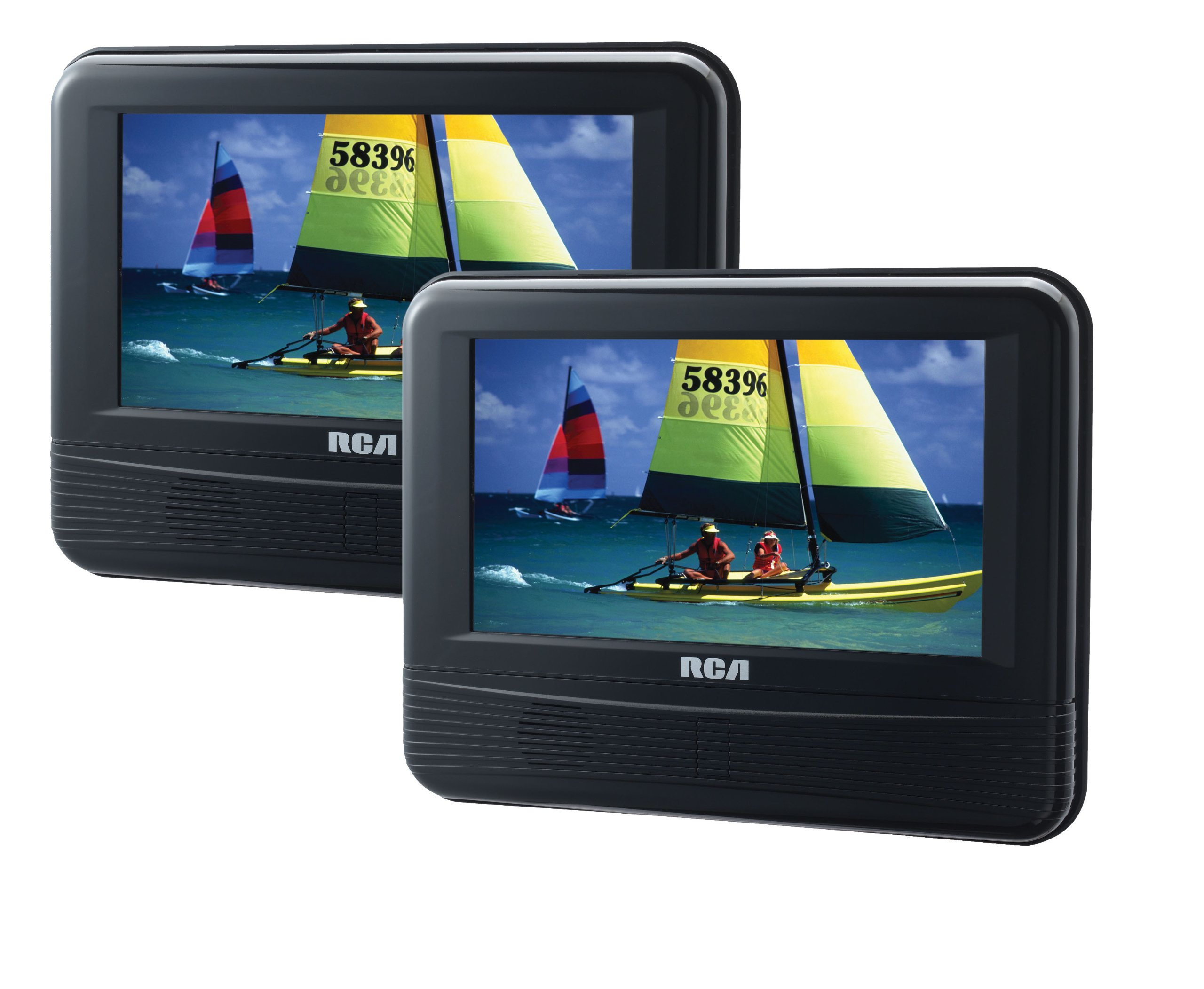 RCA DRC69705 7-Inch Dual Screen Mobile DVD System