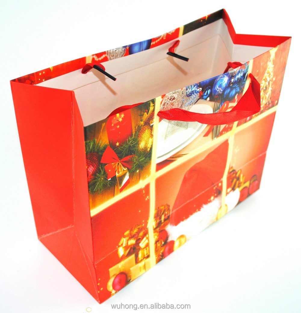 Display Your Brand on Custom Printed Retail Shopping Bags!