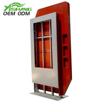 Custom Quality Size Advertising Metal Lamp Case Led Rolling Light Box - Buy  Custom Acrylic Light Box,Custom Light Box,Custom Light Box Signs Product