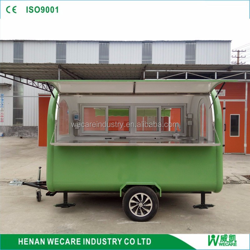 Hot selling Ice maker ice cream cart for sale china food trailers