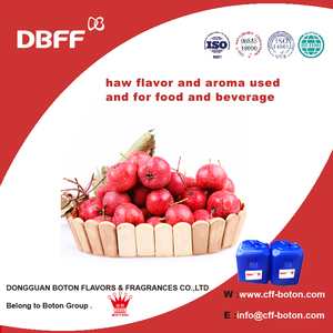 haw flavor and aroma used and for food and beverage