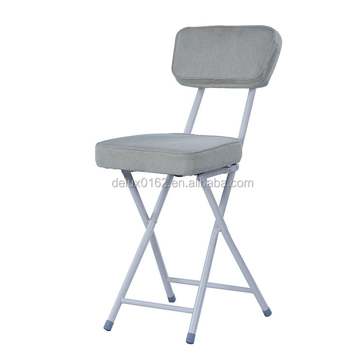 Remarkable Japan Style Small Square Padded Seat Folding Chair Gs635 Buy Folding Chairs Japanese Style Tool Cheap Cost Chair Tools Product On Alibaba Com Machost Co Dining Chair Design Ideas Machostcouk