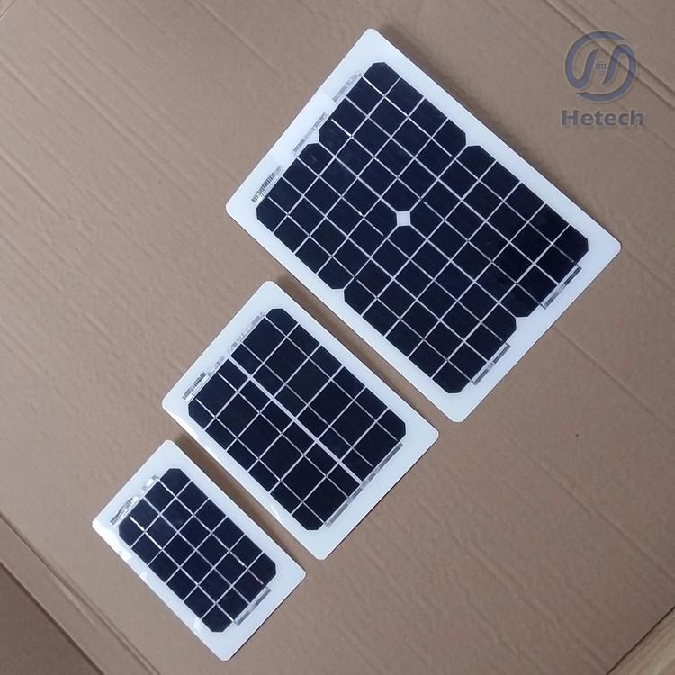 Buona Qualità E Prezzo Basso Mini Pannello Solare 12 V Flessibile