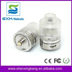 SXK 1:1 clone Hussar Vapes rta atomizer from China factory