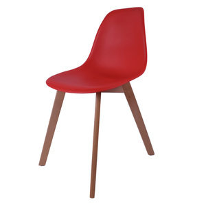 High Quality Elegant Modern Designer Plastic Dining Chair tulip dinner chair