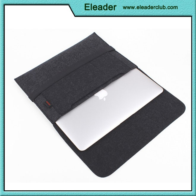 Netbook Bag Cover Sleeve Carrying Bag with Card Slot for Apple Macbook air