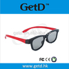 Multimedia Glasses Cinema Use Circular Polarized Passive Cheap and Fashionable 3D Glasses for Sale