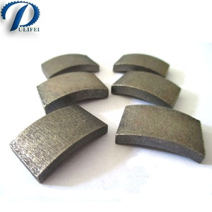 Laser/Silver Welded Reinforce Concrete Core Drill Bit Diamond Segment Cutting Teeth for Construction Use On Hand Drill Machine