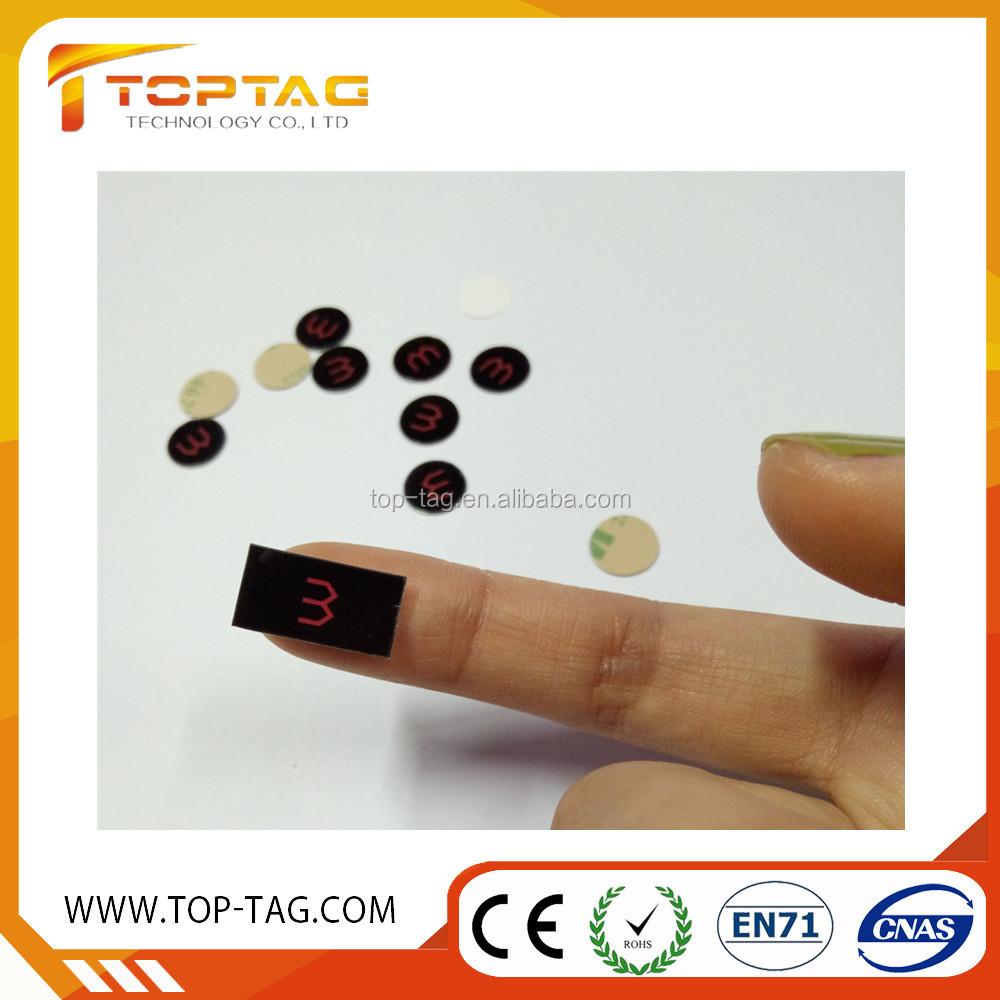 Low cost price mobile phone NFC FPC tag / 17*9mm Ntag213 NFC sticker