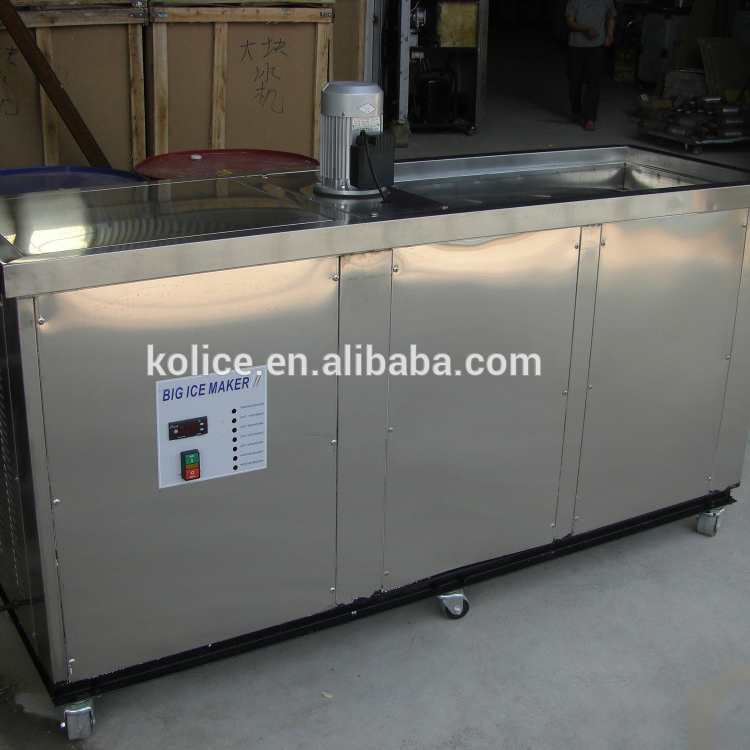 Cheap high quality directly sale factory ice block making machine