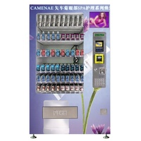 Self service vending machine for adult toy gift box