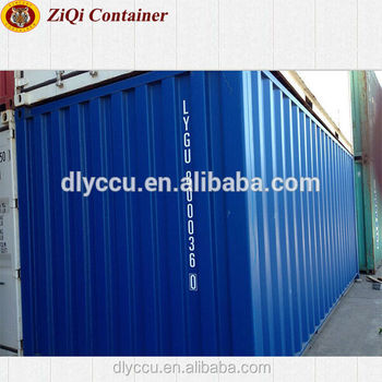 Brand New 20ft 40ft 40hc Standard Shipping Container For Sale In