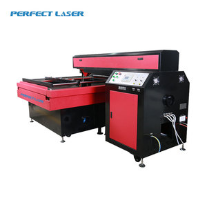 high performance 300w die board co2 laser cutting machine