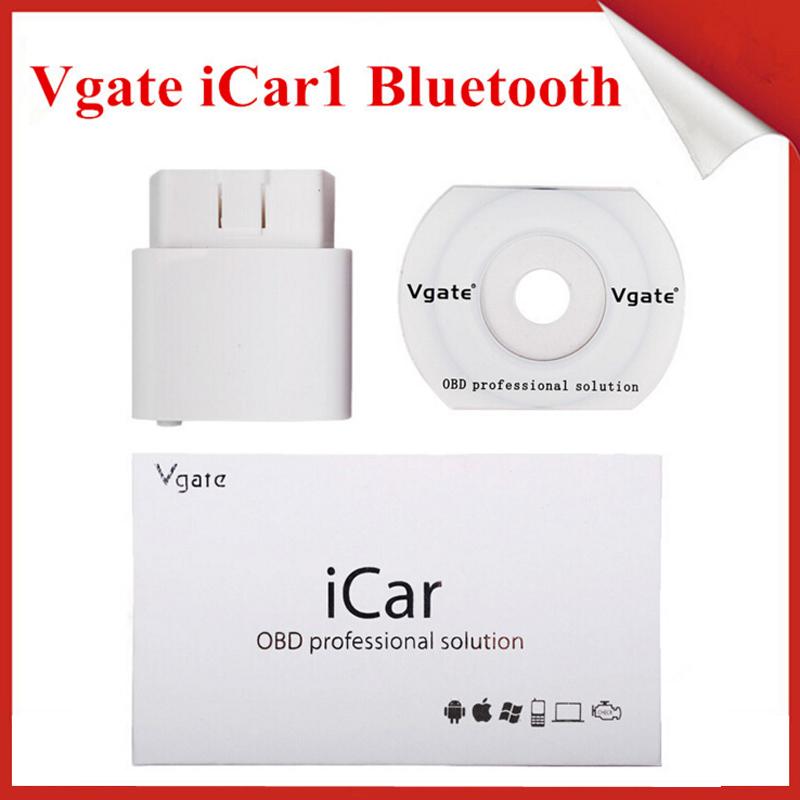 В исходном Vgate iCar1 Bluetooth v350 ELM327 Bluetooth автомобильной сканирования ELM 327 автомобилей + переключатель