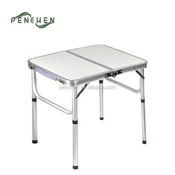 outdoor folding portable table mini camping aluminium folding table