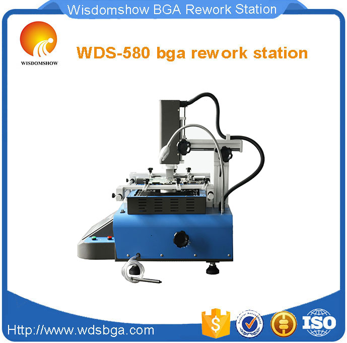 Whole-life technology support bga rework station manufacturer WDS-580 gpu repair machine