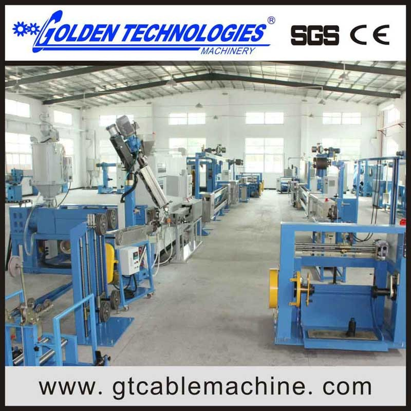Solar Energy Wire Extruder Production Line